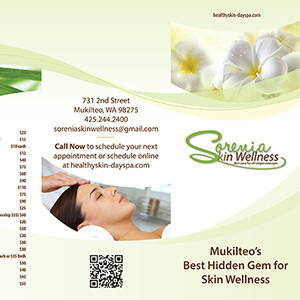 Sorenia Skin Wellness Brochure