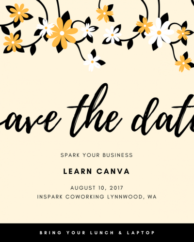 Save the Date – 8/10/17