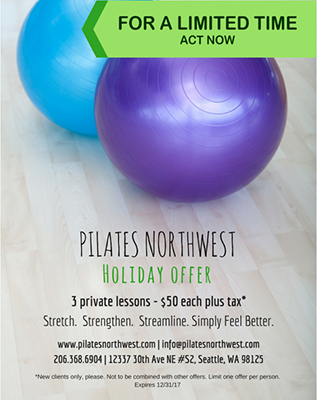 Pilates Northwest Offer