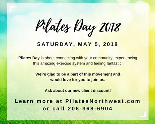Pilates Northwest – Pilates Day