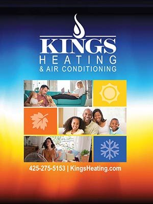 King Heating Pocket Folder