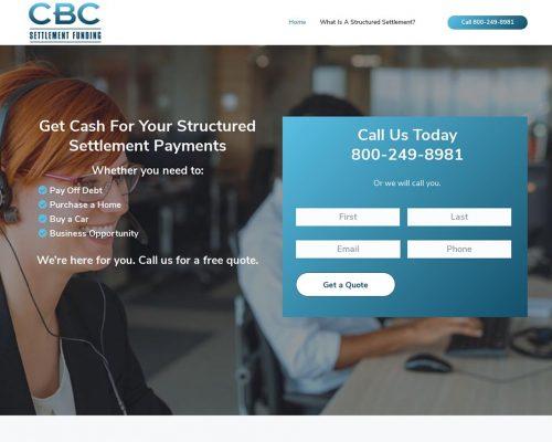CBC Landing Page