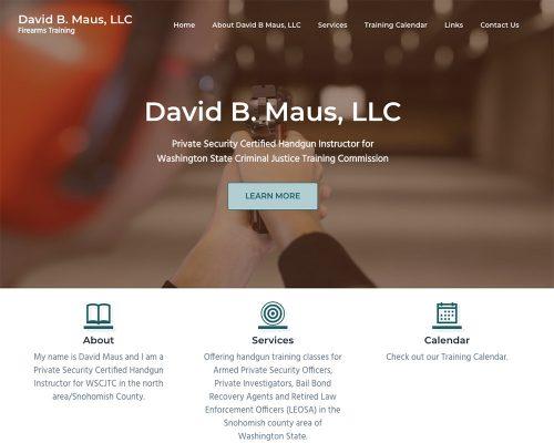 David B. Maus, LLC