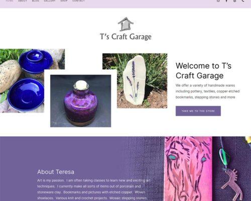 T's Craft Garage